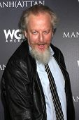 LOS ANGELES - JUL 9:  Daniel Stern at the WGN Series Manhattan Photo Op July 2014 TCA at the Beverly