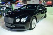 Nonthaburi - December 1: New Bentley Flying Spur Car Display At Thailand International Motor Expo On