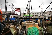 Trawler Equipement Fishing Boat