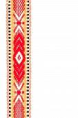 Ethnic Ribbon