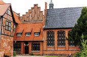 Historical Town Hall in Lueneburg, Germany