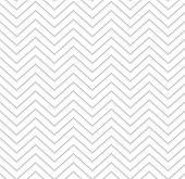 Geometric zigzag seamless pattern