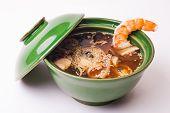 Prawn Miso Soup