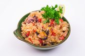Mussels Fried Rice