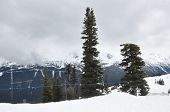 Whistler Blackcomb in British Columbia, Canada