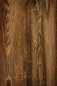 image of woodgrain  - Brown rustic wood grain texture as background - JPG