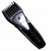 Electric razor, isolated on white