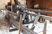 Rebar And Reinforcing Steel Cutting Bender Machine