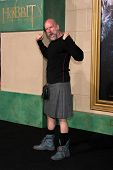 LOS ANGELES - DEC 9:  Graham McTavish at the