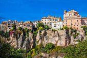 Amazing Spain - City On Cliff Rocks - Cuenca