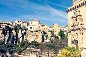 Amazing Spain - City On Cliff Rocks - Cuenca