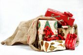 An Sack Full Of Gifts.