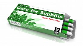 picture of syphilis  - Cure for Syphilis - JPG