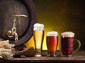 picture of beer mug  - Still life - JPG