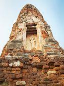 stock photo of ram  - Wat Phra Ram - JPG