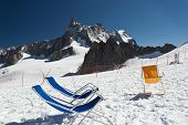 Deck-chairs On The Glacier