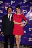 LOS ANGELES - JAN 13:  David Krumholtz, wife Vanessa Britting. arrives at  the
