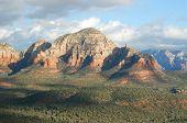 Capitol Butte Rock in Sedona AZ