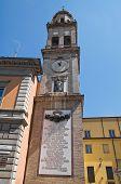 War Memorial. Parma. Emilia-Romagna. Italy.
