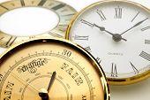 Clock and Barometer Dials