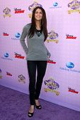 LOS ANGELES - NOV 10:  Samantha Harris arrives at the