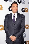 LOS ANGELES - NOV 13:  Ben Affleck arrives to the GQ Men Of The Year Party at Chateau Marmont on Nov