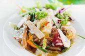 Thai Spicy Cuisine poster