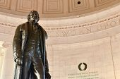 image of thomas jefferson memorial  - Washington DC - JPG