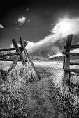 Gate To The Tetons
