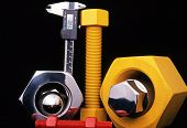 image of micrometer  - Large Nuts  - JPG
