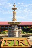 Fort Ilocandia Fountain