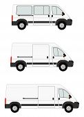 Modern Van Set