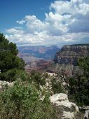 image of breath taking  - One of the breathe taking views on the Grand Canyon - JPG