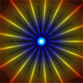 Mystic Sphere Background