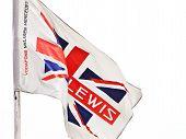 British Flag, F1
