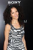 LOS ANGELES - AUG 7:  Sherri Saum arrives at the