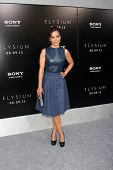 LOS ANGELES - AUG 7:  Alice Braga arrives at the