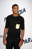 LOS ANGELES - 8 de AUG: Cory Hardrict chega à