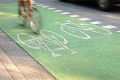 City Cycle Lane
