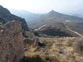 Ancient Ruins Of Corinth
