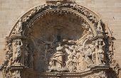 Bas-relief Of Cathedral La Seu