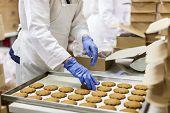 Cookies-Fabrik