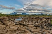 picture of canaima  - Highly detailed image of Canaima National Park Venezuela - JPG