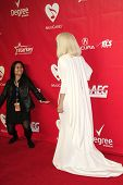 LOS ANGELES - JAN 24: Lady Gaga at the 2014 MusiCares Person Of The Year event at the Convention Cen