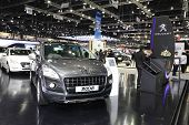Nonthaburi - November 28: Peugeot 3008 Car On Display At The 30Th Thailand International Motor Expo