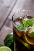 Fresh Made Cocktail (cuba Libre)