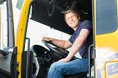 pic of driver  - Logistics  - JPG