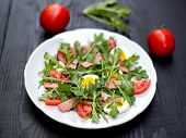 Italian Salad With Rucola