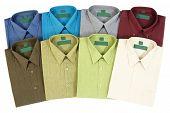 Eight Men's Shirts