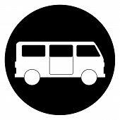 Minibus Button